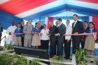 MONTE PLATA: El presidente Danilo Medina inaugura tres escuelas