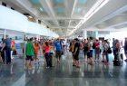 Aeropuertos de la RD registraron 1.445.104 pasajeros en julio