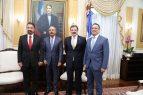 Presidente de Claro visita a Danilo y anuncia nuevas inversiones en RD