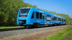 Alemania estrenó este lunes primer tren de hidrógeno del mundo
