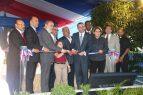 SALCEDO: Gobierno inaugura un centro diagnóstico y tres escuelas