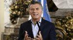 ARGENTINA: Mauricio Macri anuncia reducción gabinete y más impuestos
