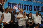 Hipólito promete gobernar para jóvenes y mujeres si gana 2020