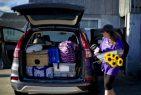 EE.UU.: Residentes en la costa de las Carolinas huyen de Florence