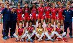 Voleibol RD llega a Japón para Mundial Femenino