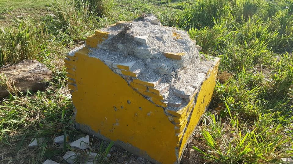 Comisión investiga destrucción de pirámides dividen a la RD de Haití