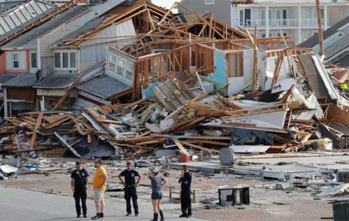 EU: Gobierno declara desastre mayor en estado de Georgia por huracán Michael