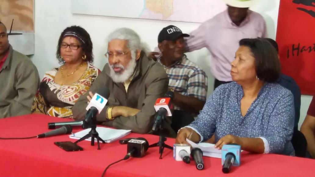 Organizaciones R. Dom. anuncian protestas por precio combustibles