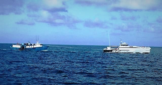 PUERTO PLATA: Realizan trámites liberar tripulantes retenidos Bahamas