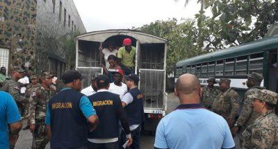 DGM detiene 818 extranjeros estaban en situación irregular en el país