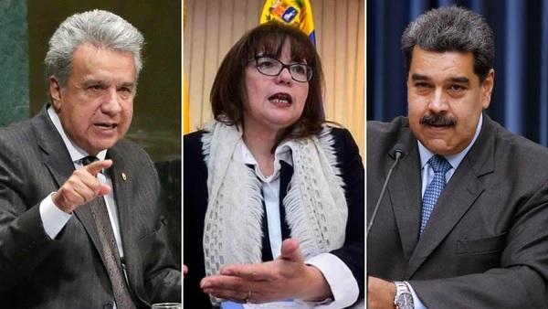 Hay tensión entre Ecuador y Venezuela; expulsan sus respectivos embajadores