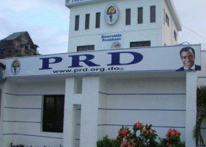 El PRD suspende actividades públicas por la emergencia nacional