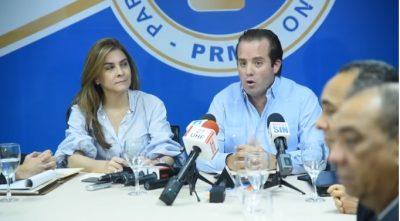 PRM ratifica primarias con padrón cerrado; convoca su Comité Nacional