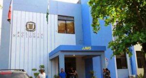 PN balea haitiano sorprendido robando en minimarket de Puerto Plata