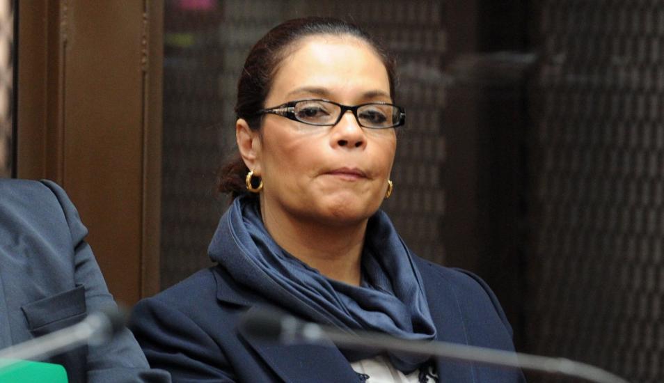 GUATEMALA: Imponen 15 años de prisión a ex vicepresidenta Baldetti