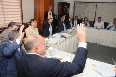 Comisión aprueba prohibición a sustituir candidatos ya electos
