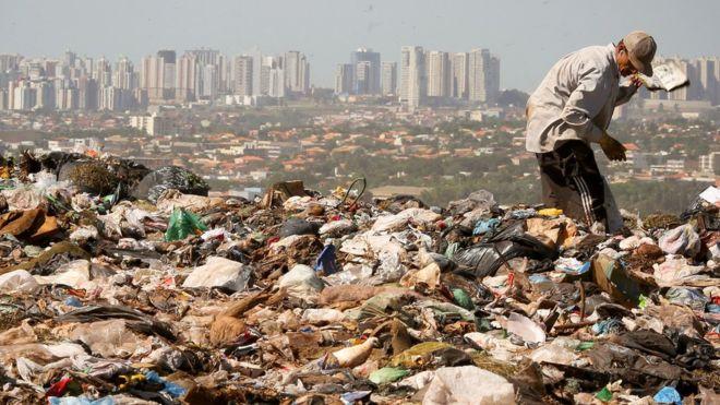 R.Dominicana es el cuarto país de América Latina que mas basura genera