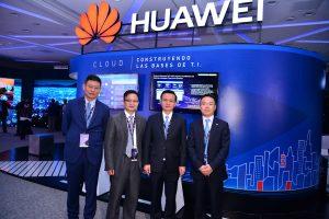 Huawei proporciona herramientas para construir ciudades inteligentes