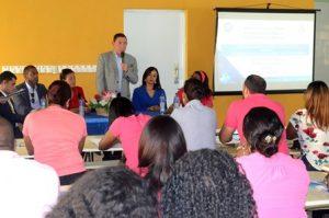 MIP imparte taller sobre el tráfico ilícito de migrantes y trata de personas