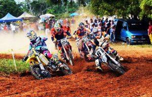 Correrán copa domínico-venezolana de motocross