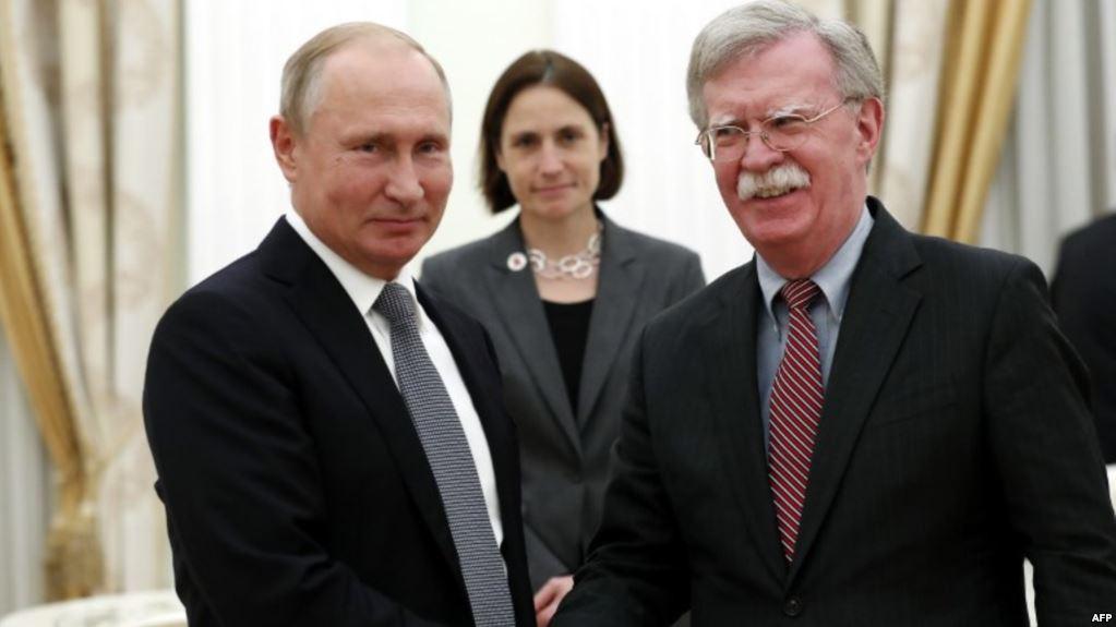 RUSIA: Putin pide reunión con Trump por tensión sobre el tratado nuclear
