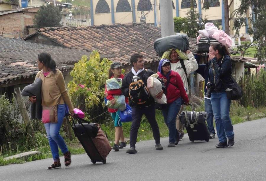 Más 4 millones venezolanos se han ido de su país en régimen Nicolás Maduro