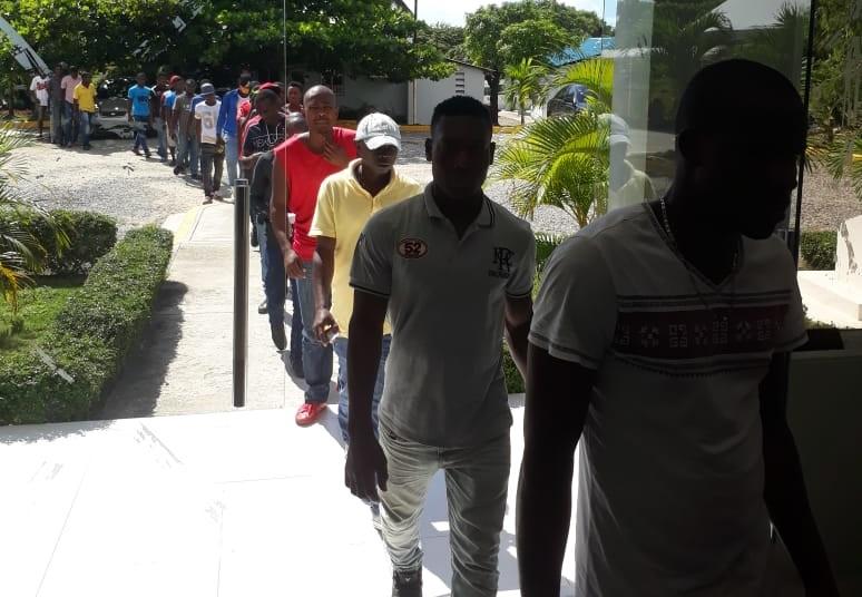 DGM deporta 909 haitianos estaban en situación irregular en la R. Dom.
