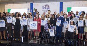 Banreservas recibe 11 reconocimientos con entregaSello de Buenas Prácticas