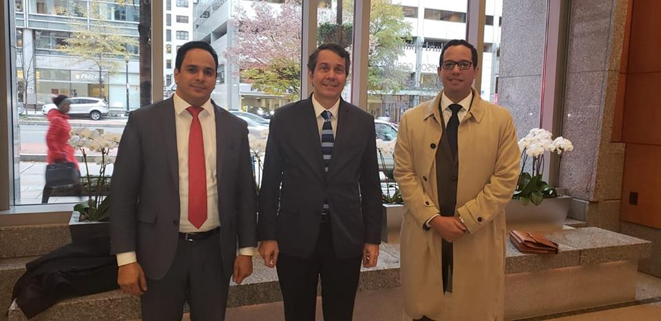 WASHINGTON: El PRM denuncia oficialismo controla justicia en RD