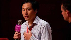Científico chino modificó ADN de dos bebés pone en «pausa» sus ensayos