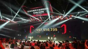Récord de ventas en internet en China en el 'Día del Soltero'