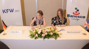 Banesco y financiera alemana DEG firman acuerdo por US$15 millones