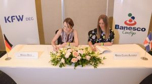 Banesco y entidad financiera alemana firman acuerdo por US$15 millones
