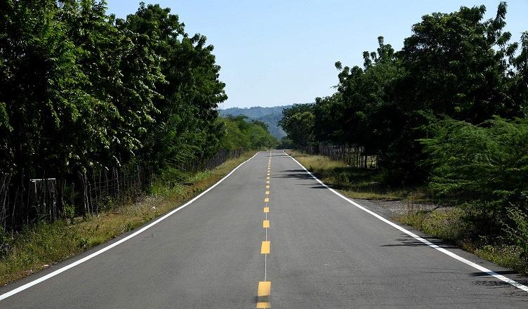 Gobierno termina habilitación de 96 kilómetros de carreteras en Noroeste