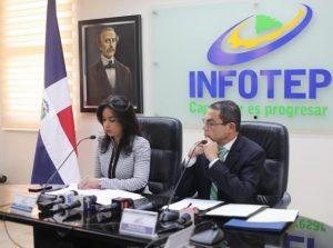 Infotep e Intrant capacitarán y asesorarán sectores del transporte