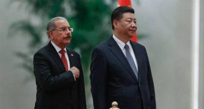 Xi Jinping, relaciones diplomáticas con RD permiten el desarrollo común