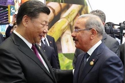 Presidente Medina inicia su retorno RD tras una intensa agenda en China