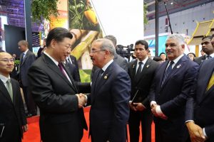 Medina espera se equilibre balanza comercial entre Dominicana y China