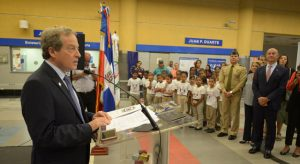 Francia prestará US$100 millones a RD ampliación Metro Santo Domingo