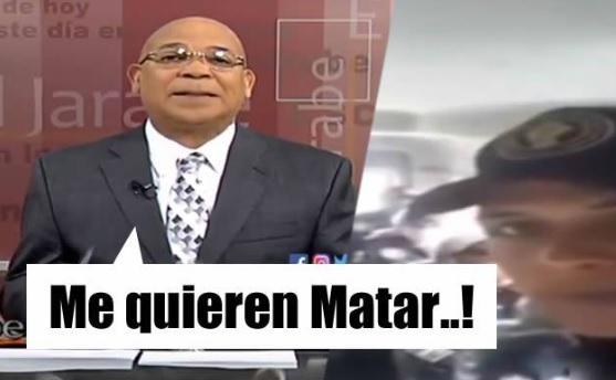 "Autoridades minimizan nueva denuncia de Zapete sobre ""trama de muerte"""