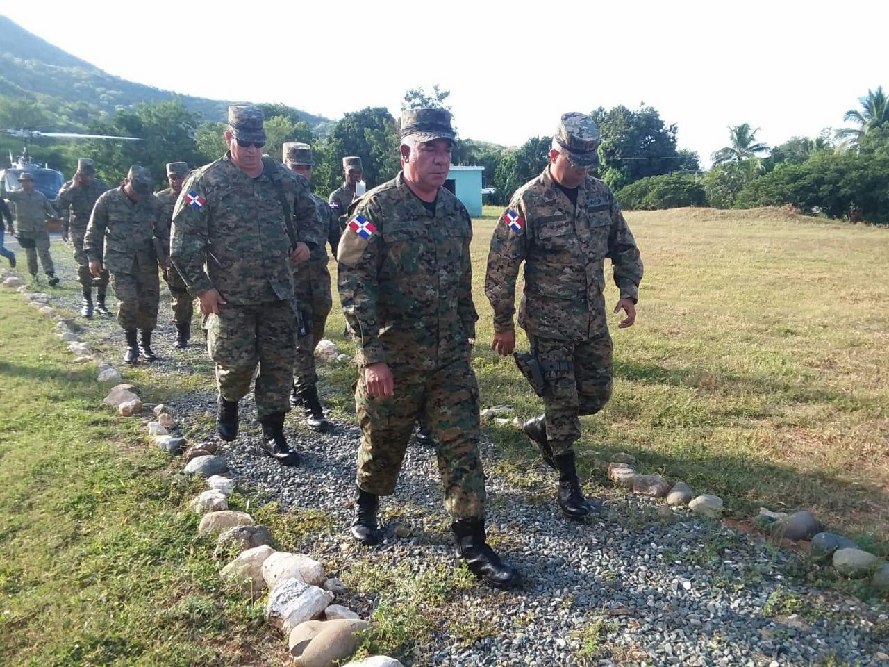 Comandante general Ejército dirige Investigaciones secuestro médicos