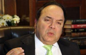 Vinicio Castillo pide renuncia de Domingo Contreras de DIGEPEP