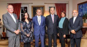 Empresarios dominicanos y belgas conocen oportunidades inversión RD