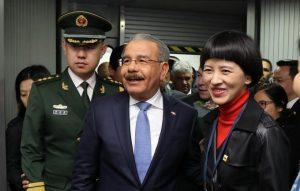 Medina expresa interés en aumentar exportaciones RD a mercado chino