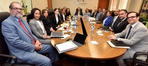 Valdez Albizu resalta crecimiento de la economía con baja inflación en RD