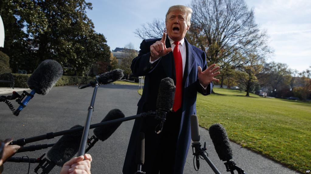 EEUU: Trump cancela reunión con Putin por conflicto entre Rusia y Ucrania