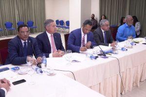 Comisión Bicameral concluye estudio proyecto Ley de Presupuesto