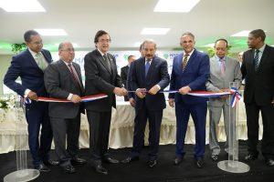 Danilo inaugura nuevas instalaciones del Ministerio de Administración Pública
