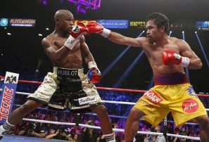 Manny Pacquiao dice habrá revancha ante Floyd Mayweather