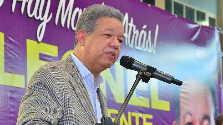 Leonel elogia la perseverancia y la consistencia de la dirigencia del PLD